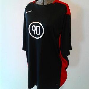 Nike Total 90 Training Jersey soccer shirt Dri Fit